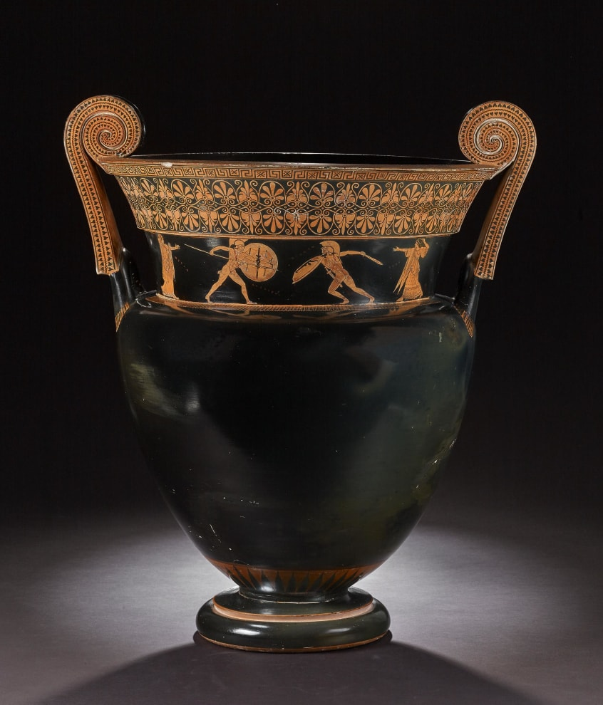 Volute Krater by the Berlin Painter in the British Museum