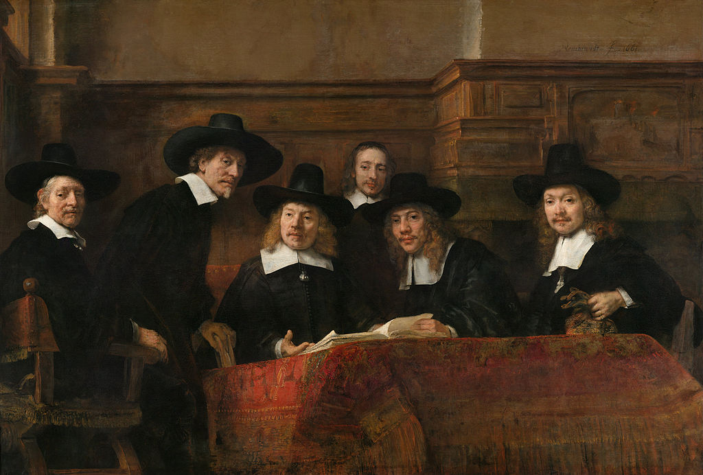 A discussion of The Anatomy Lesson of Dr. Nicolaes Tulp by Rembrandt ...